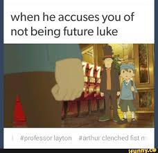 Professor Layton Meme - 182 best professor layton images on pinterest professor layton