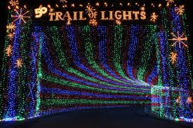 Trail Of Lights Austin Texas App Can Help Patrons Avoid Traffic To Austin Trail Of Lights