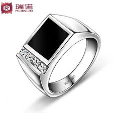 square silver rings images Moreno sterling silver square ring men 39 s ring silver ring faction jpg