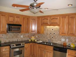 Marble Kitchen Backsplash Kitchen Backsplash Ideas With White Cabinets Recessed Lighting