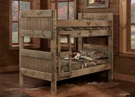 Bunk Beds Chicago 511 Mossy Oak Bunkbed Complete Bunkbed With Ladder