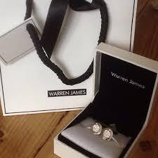warren stud earrings warren stud earrings new in box gift bag 20 00