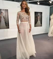 Bridal Fashion Week Wedding Dress by New York Bridal Fashion Week Wedding Dress Bridal Collection