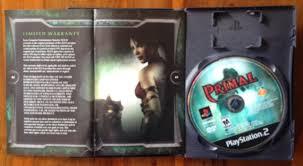 imagenes de juegos originales de ps2 juego original ps2 primal y otros más u s 20 00 en mercado libre