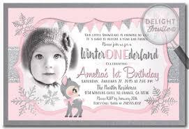 winter onederland birthday invitations winter onederland birthday