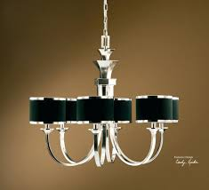 drum light chandelier uttermost tuxedo light black shade chandelier bubble drum pendant
