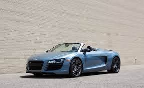 audi pickup truck 2011 audi r8 4 2 fsi spyder manual test u2013 review u2013 car and driver