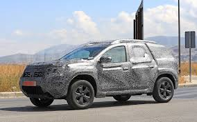 the new generation of the dacia duster is on the way most