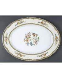 butterfly serving platter winter shopping sales on noritake fontaine 11 oval serving
