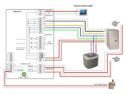 honeywell thermostat wiring diagram 2 wire and throughout diagrams