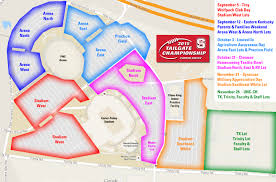 Ncsu Campus Map Nc State Tailgate Championship 2015 Game Dates