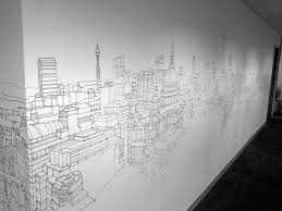 wall mural panorama london 2 illustrated maps wall mural panorama london 2