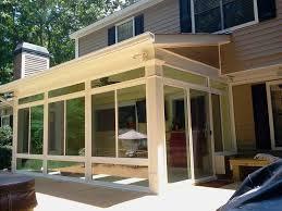 enclosed wooden porch kits ideas enclosed porch kits