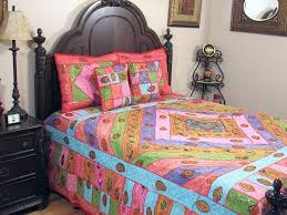 indian bedroom decor bedding eclectic patchwork tapestry duvet 5p