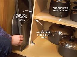 Cabinet Organizers For Pots And Pans Kitchen Storage Solutions How To Declutter Your Pantry And