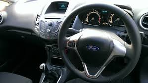 opel ford ford fiesta vs opel corsa changing lanes