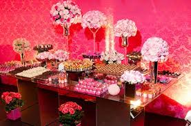Sweet 16 Party Centerpieces For Tables by Sweet 15 Decorations 15 Anos Sweet Sixteen Party Ideas