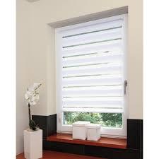 Schlafzimmer Ohne Fenster Doppel Rollo 80x160 Weiß Dänisches Bettenlager