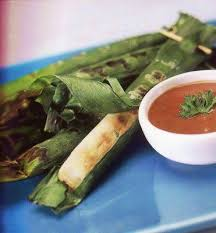 cara membuat otak otak pindang most otak otak from indonesia is white and made from fish brain