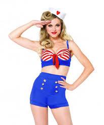 girl costumes pinup girl costumes pin up costumes sailor girl
