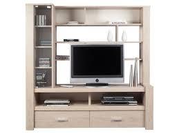 meuble tv avec bureau charmant meuble de rangement bureau conforama 7 meuble tv haut