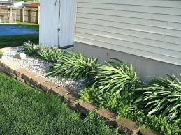 house landscaping ideas side of a house chic side of house landscaping ideas build a garden