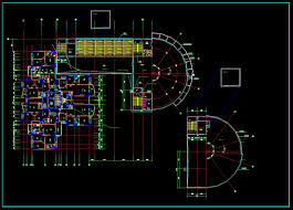 the dwg files are compatible back to autocad 2000 these cad