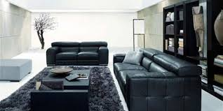Black Living Room Chair How To Make Black Living Room Furniture Work In Your House Home