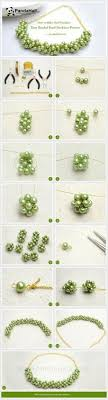 pearl necklace jewellery making images 1126 best diy jewelrymaking ideas images beaded jpg