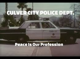 red light ticket culver city peace is our profession culver city police department california