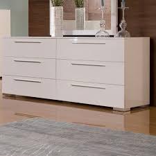 Bedroom Dressers White Modern White Dresser Furniture Bedroom Designs With Six Drawer