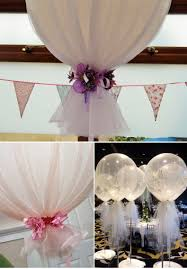 36 inch balloons white tulle for 24 36 inch balloon hot air balloons centerpieces