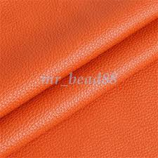 Car Interior Upholstery Fabric Lychee Pu Leather Cloth Faux Leather Car Interior Upholstery