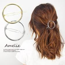 hair clasp united parks rakuten global market amelie amelie circle here