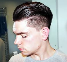 undercut hairstyle men men undercut hairstyle back view