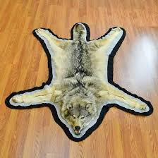 How Much Does A Bear Rug Cost Animal Skin Rugs For Sale At Safariworks Taxidermy Sales Animal Decor