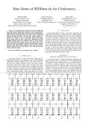 latex ieee template use single column table in multicolumn latex