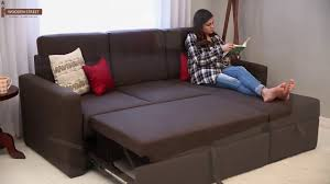 sofa bed alfonso convertible fabric sofa beds youtube
