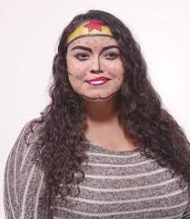 wonder woman and taylor swift halloween makeup tutorials people com