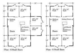 Barn Plans by Barn Plans Stablewise Gallery