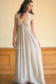 maternity evening wear v neck chiffon floor length grey princess maternity prom evening