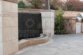 Fire Pits San Diego by Custom Fire Feature Fire Pits Pizza Ovens Gallery Western Outdoor