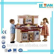 jouet enfant cuisine heureux enfants intérieure équipement de jouet en plastique enfants