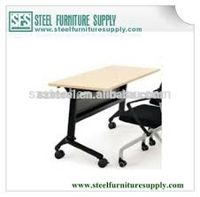 flip top office tables office flip wood top table modern flip top conference table mdf flip