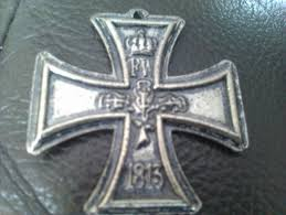 german iron cross 1813 or is it a medal