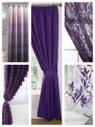 curtains cool purple shower curtain for home purple shower