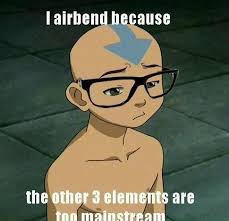 Avatar Memes - 10b9cdd6a4666862f756e65e74e1db5a avatar funny avatar aang jpg 485