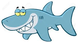 great white shark clipart happy pencil and in color great white
