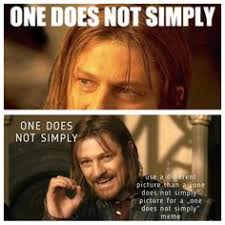 Meme Boromir - one does not simply meme one does not simply pinterest meme