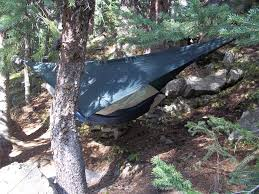 camping accommodations the hennessy hammock in maroon bells part